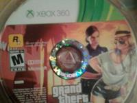 Gta 5 for xbox 360 excellent condition call for fastest