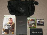 Up for sale is Grand Theft Auto IV Special Edition w/