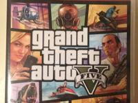 Selling my Grand Theft Auto V game for PS3. Played it