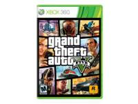 I am selling an Xbox 360 copy of Grand Theft Auto V.