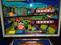 Grand Prix pinball machine in exceptional condition for