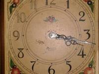 """I am offering up for sale a """"Grandma Clock """" Electric"""