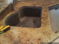 granite and marble countertops. durable, easy to clean,