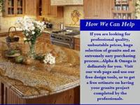 Are you looking for a professional granite company who