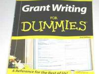 Grant Writing For Dummies. Bev Browning. 2nd Edition
