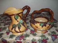 I have 3 beautiful grape vases that i need to sell as
