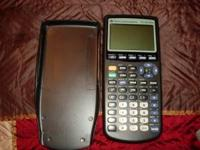 Brand new graphing calculator. Paid over $100.00 for
