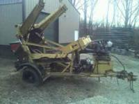 Lots of inventory for sale 15+ chippers, 3 grapple