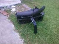 Grass catcher for riding lawn mower. Make offer.