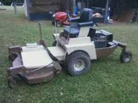 Runs good! Solid Mower Call Bill for Info.  Location: