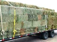 60% GRASS / 40% ALFALFA MIX DRY LAND HAY FROM