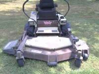"""2006 grasshopper 721D-H2 kubota 21hp diesel, 61"""""""