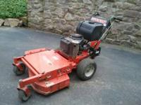 Gravely 2008 13 HP Kawasaki Floating deck....easily