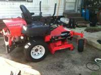 "I have a Gravely 250z 50"" Commercial Zero turn mower"