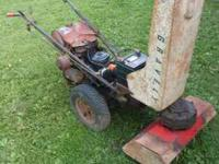 Gravely Model L , has not been started in two years,