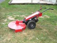$550.00 OBO Gravely Model L Good Condition New Rings &