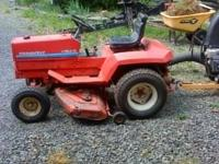 GRAVELY 8163-B BRIGGS & STRATTON ENGINE 16 HP @ 3600