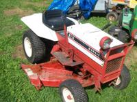 LIKE NEW Wide Area Walk Behind Mower. Gently used, very