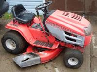 Gravely Professional 8 - 2 wheel tractor with a 30""