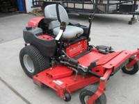 "Used Gravely 260, 60"" 7 Gauge Deck w/ Cast Iron"