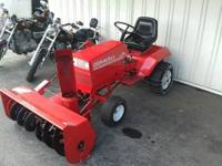 1995 Gravely lawn tractor. This tractor is like brand
