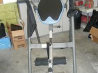 "Cravity Inversion System ""Body Champ"" IT 9050."