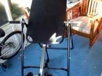Inversion anti-gravity table. Relieves compression on