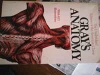 i have a copy of grays anatomy for sale...the text book