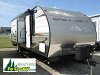 2014 Cherokee Grey Wolf 26 FT Double Side, Double Bunk