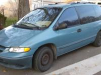 This is a Great Van it is in Great shape. It has more