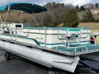 Weeres 24 Foot Pontoon 120 Horsepower For Tubing That