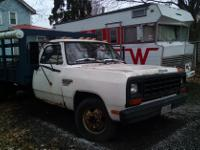 Make: Dodge Model: Other Mileage: 590,000 Mi Year: 1986