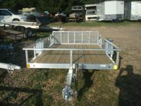 For Sale is a 5?wide X 14? long H&H Utility Trailer