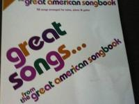 Like New, Great American Songbook, for Piano Voice and