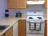 We have a beautiful 2 bedroom, 2 bath apartment with