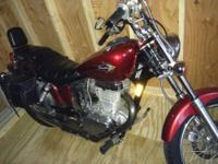 GREAT STARTER BIKE..... a very well maintained 1996