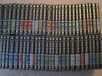 -2 nd Edition, Hard covers (1990). -60 Volumes (56