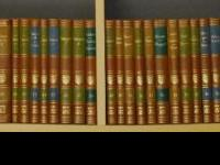 Complete 54 volume set in very good condition. Spines