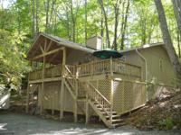 Great Buy on Beech Mountain!!! Beautiful Mountain Home