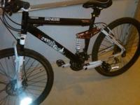 I have a genesis 21 speed mountain bike, I have put new