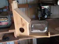 Squirrel Feeders. One for 25.00 or 5 for 100.00 With a