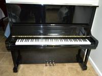 Legendary sounding piano as reliable as a Honda Accord,