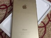 Selling my boost iPhone 6 in gold ...I was given a