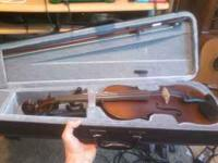 Authentic Mendini Violin. There are many fakes out on