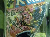 "1977 issue 106 AUG X-MEN ""DARK SHROUD OF THE PAST"""