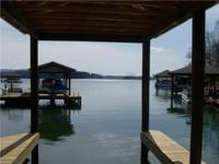 Great deal on waterfront lot, dock already aepapproved
