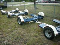 WE HAVE DOLLIES FOR TOWING SMALL TO MID-SIZE ALL THE