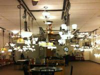 Northern Lights is a lighting & ceiling fan showroom