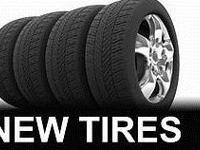 We are your local new and used tire experts here to
