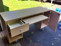 This desk is SWEET! It got me through secondary school